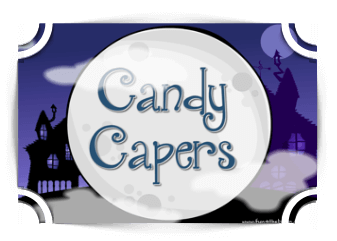 Candy Capers addition Games Fun4TheBrain Thumbnail