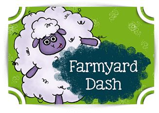 Farmyard Dash addition Games Fun4TheBrain Thumbnail