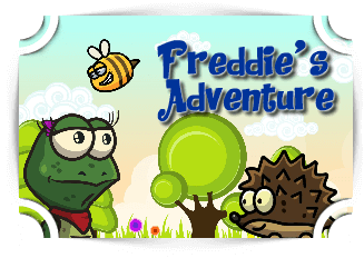 Freddies Adventure addition Games Fun4TheBrain Thumbnail