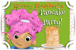 Penny Positive's Pancake Party addition Games Fun4TheBrain Thumbnail