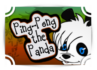 Ping Pong Panda addition Games Fun4TheBrain Thumbnail