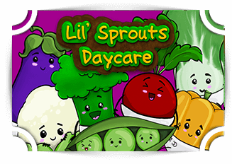 Lil' Sprouts Daycare addition Games Fun4TheBrain Thumbnail